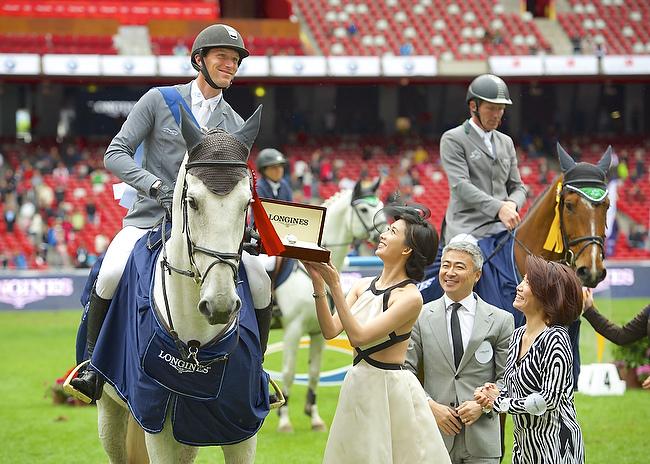 Longines Equestrian Beijing Masters 2014