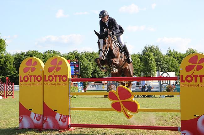 Carsten-Otto Nagel sammelt die ersten Punkte für LOTTO 3plus1