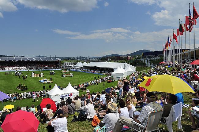 CSIO Schweiz St.Gallen 2014