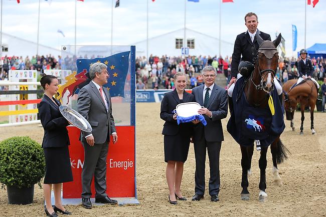 Henrik Griese gewinnt zum Abschluss den Großen Preis von MVV – Die Badenia