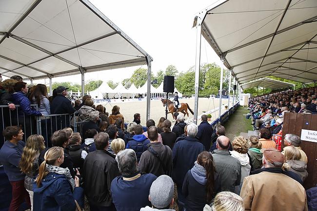 Deutsches Dressur-Derby in Hamburg