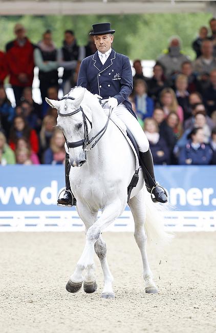 Deutsches Spring- und Dressur Derby 2014