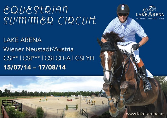 Summer Circuit in der Lake Arena – Austria