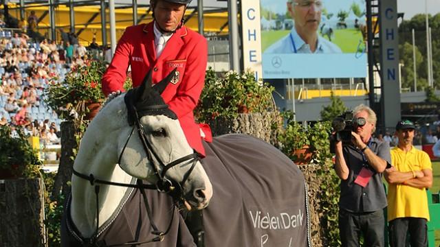 Reitsport-Nachrichten.eu Verabschiedung von Corradina beim CHIO 2014 in Aachen