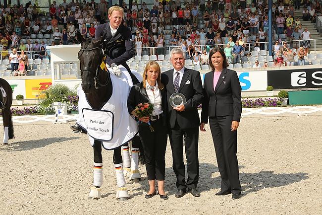 CHIO Aachen 2014: Matthias Alexander Rath siegt mit Totilas