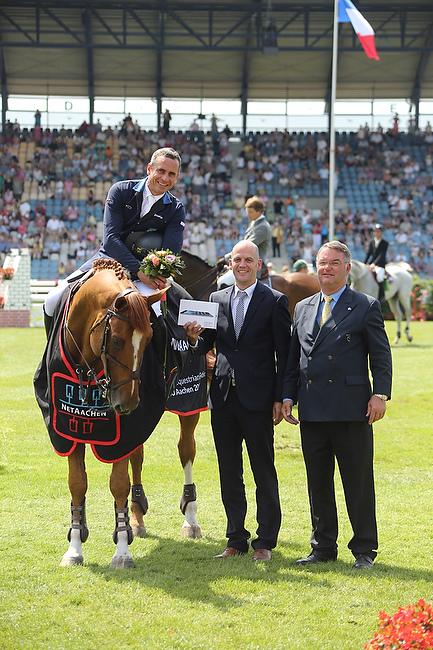 Reitsport-Nachrichten.eu CHIO Aachen 2014: Französischer Sieg