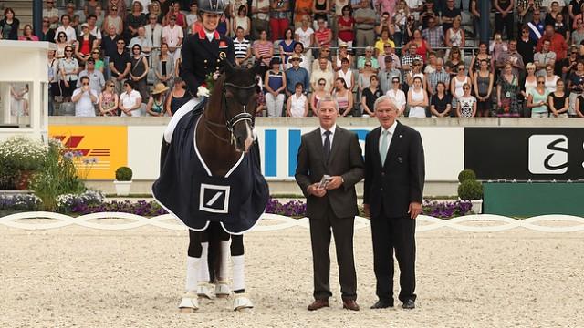 Reitsport-Nachrichten.eu CHIO Aachen 2014: Deutsche Bank Preis
