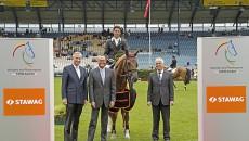 CHIO Aachen 2014 - Steve Guerdat SUI