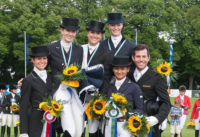 Bayerische Meisterschaften in München-Riem: Die Sieger