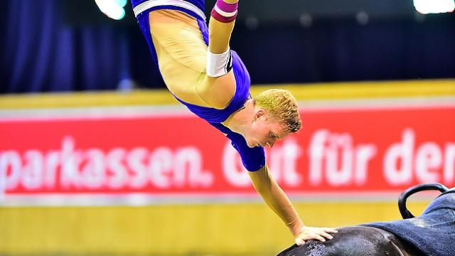 Reitsport-Nachrichten.eu - Votigieren in Aachen 2014