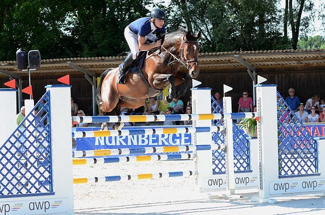 Christian Rhomberg gewinnt den Großen Preis von Hagau