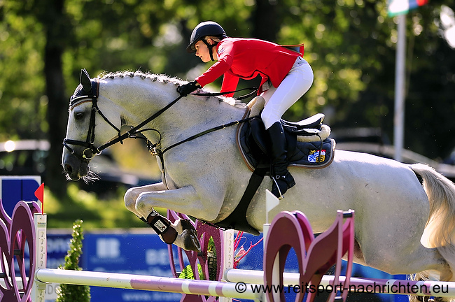 Bayerische Meisterschaften 2014 in München Riem