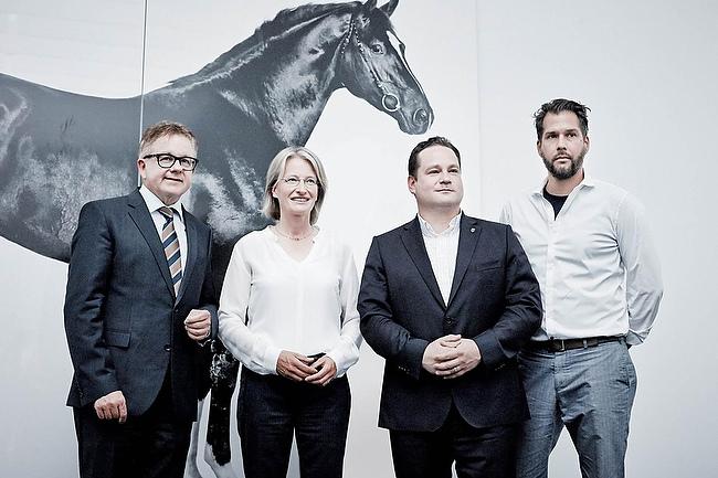 Guido Wolf: Pferdebetrieb in Marbach ist ein Aushängeschild Baden-Württembergs