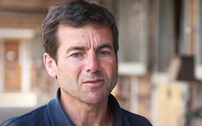 Kurz vorgestellt: Trainer Peter Schiergen