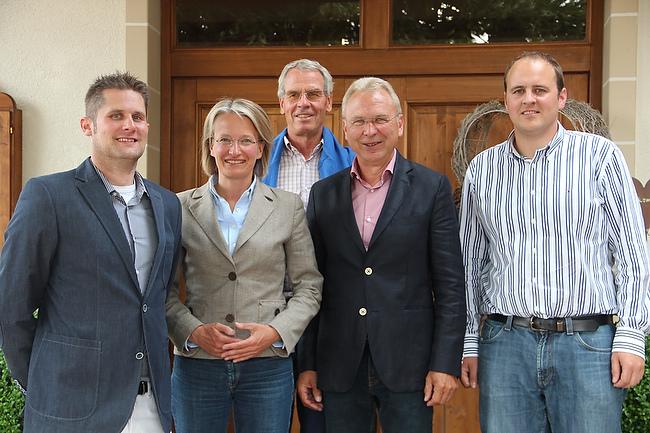 Süddeutsche Hengsthalter Präsidiumsvorsitz