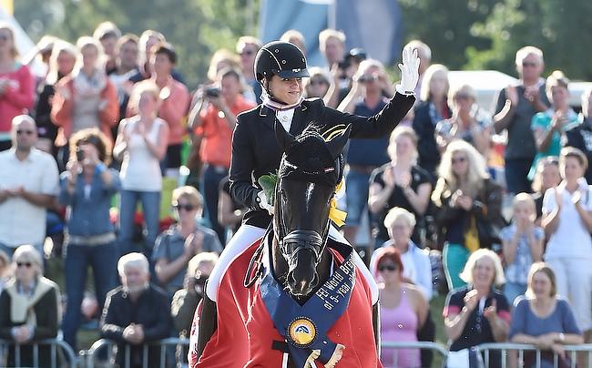 Verden: Dänemark darf sich über Weltmeister Sezuan freuen