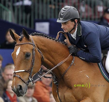 Denis Lynch gewinnt das Veolia Championat in Braunschweig