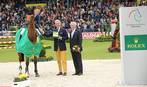 Weltfest des Pferdesports Aachen 2015: Scott Brash ist der Sieger