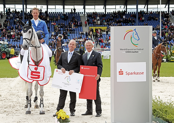 Weltfest des Pferdesports in Aachen 2015