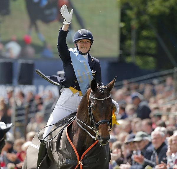 Anabel Balkenhol gewinnt 57. Deutsches Dressur-Derby in Hamburg