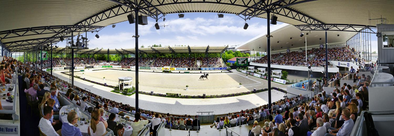 Weltfest des Pferdesports Aachen 2015