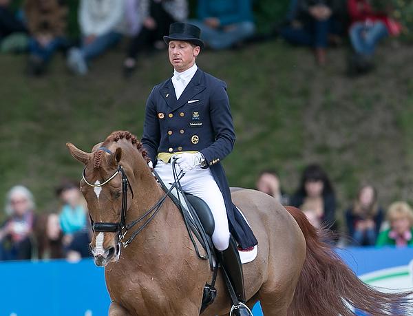 Pferd International 2015: Patrick Kittel erfolgreich