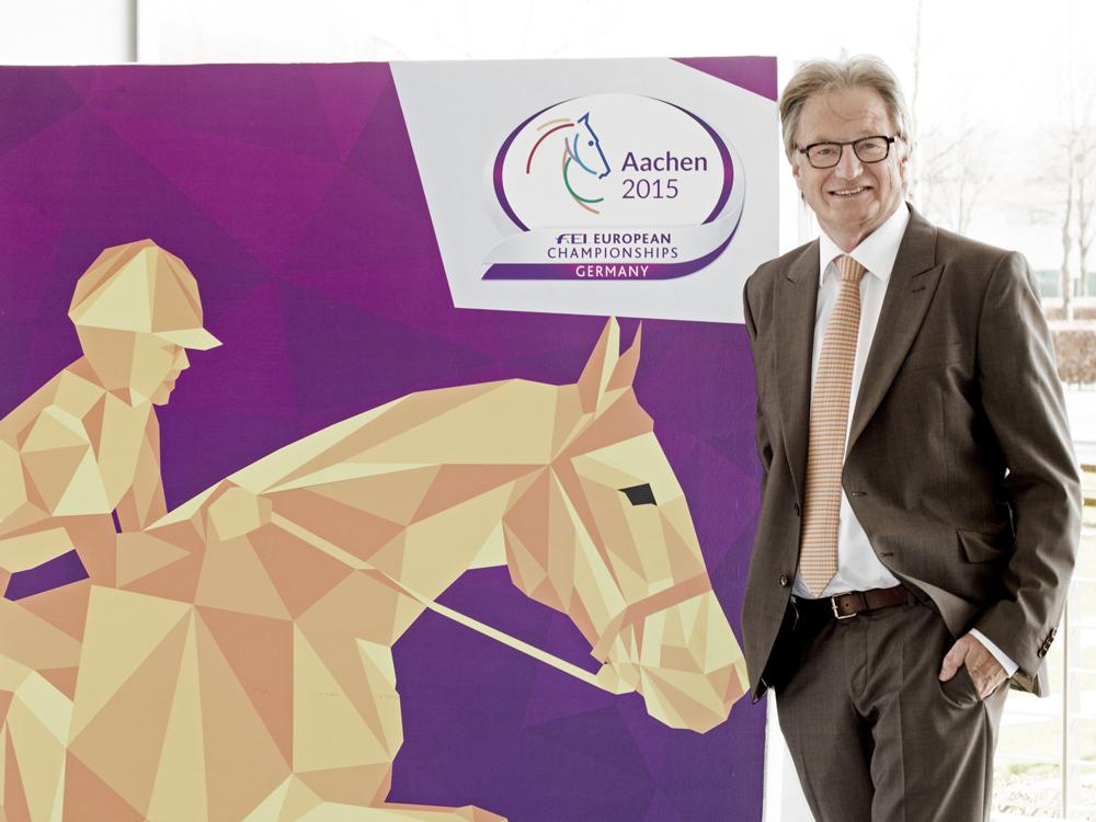FEI Europmeisterschaften Aachen 2015