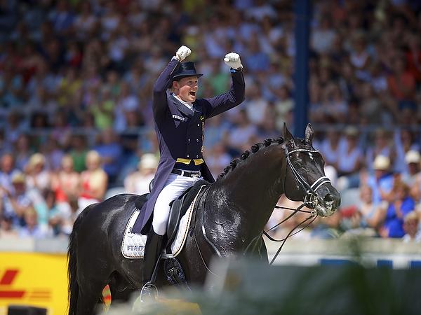 Europameisterschaft Aachen 2015 vom 11. bis zum 23. August 2015