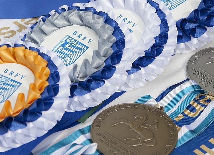 Bayerische Meisterschaften in München-Riem