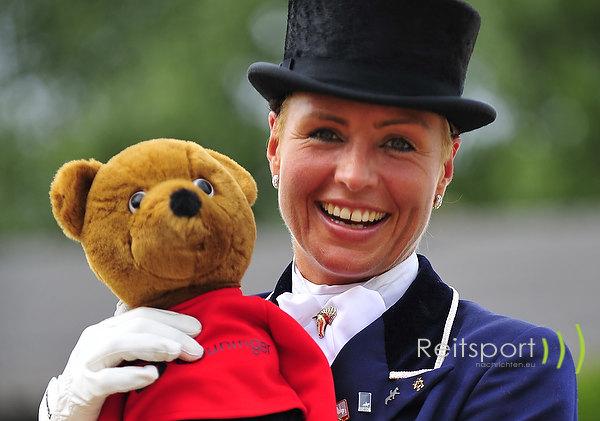 Anja Plönzke gewinnt den Nürnberger Burgpokal in Trierweiler