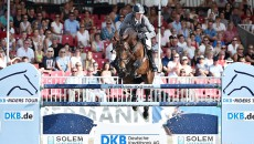 DKB Riders Tour 2015: Ludger Beerbaum in Münster