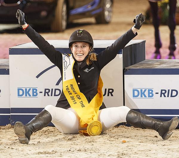 DKB-Riders Tour Sieg für Janne Friederike Meyer