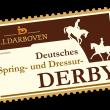 Deutsches Spring- und Dressurderby 2016 in Hamburg