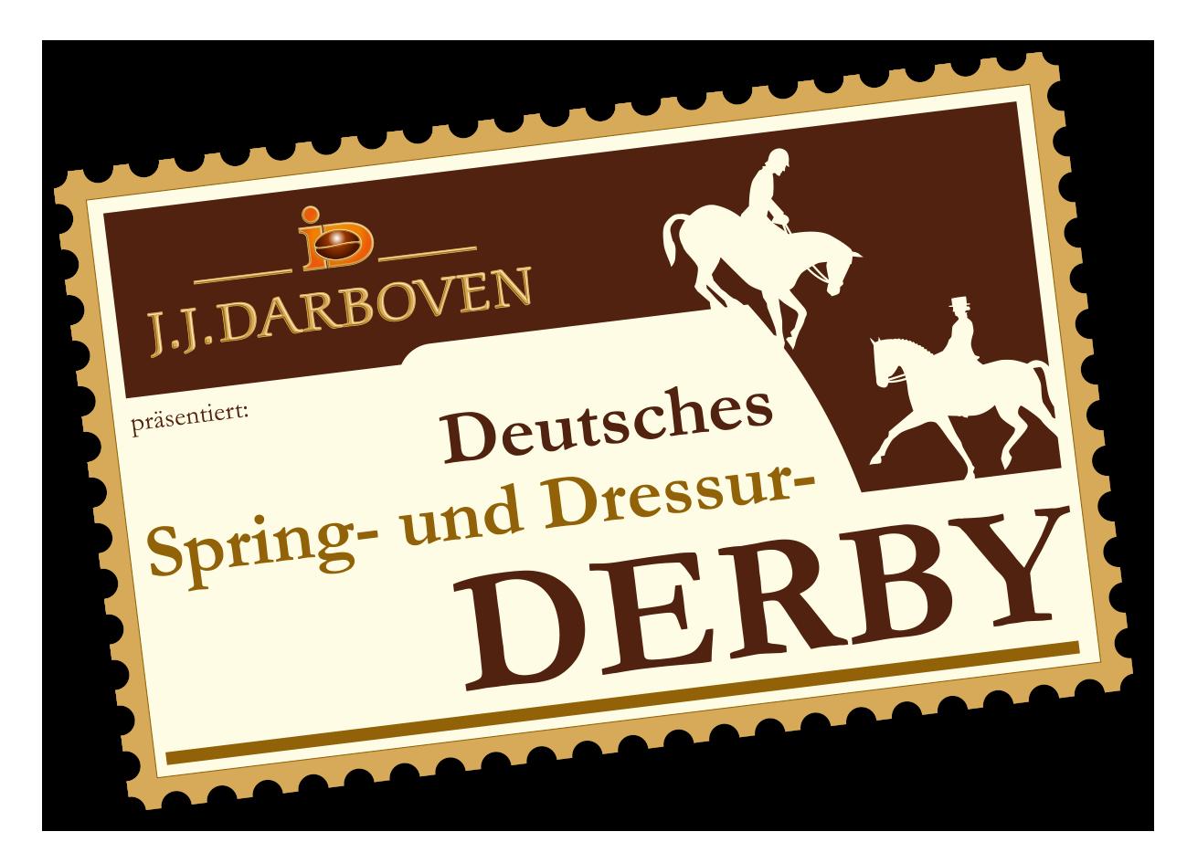 Deutsches Spring- und Dressur-Derby 04.-08. Mai 2016