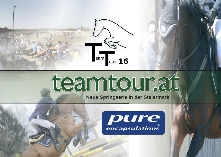 Team Tour 2016 – Neue Springserie in Österreich