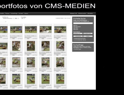 Reitsportfotos online bestellen - Reitsportbilder von CMS-MEDIEN.EU