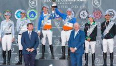 Deutsches Spring- und Dressur Derby 2016