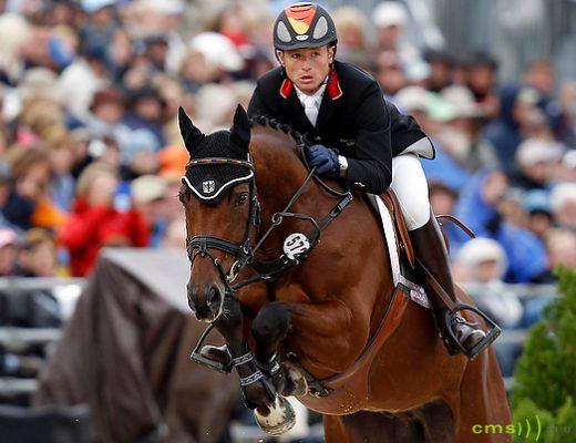 Reitsport-Nachrichten.eu Gold für Michael Jung (GER)