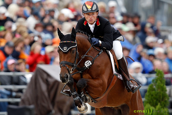 Olympia in Rio: Gold für Vielseitigkeitsreiter Michael Jung