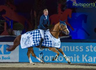 Mario Stevens gewinnt das Championat von München