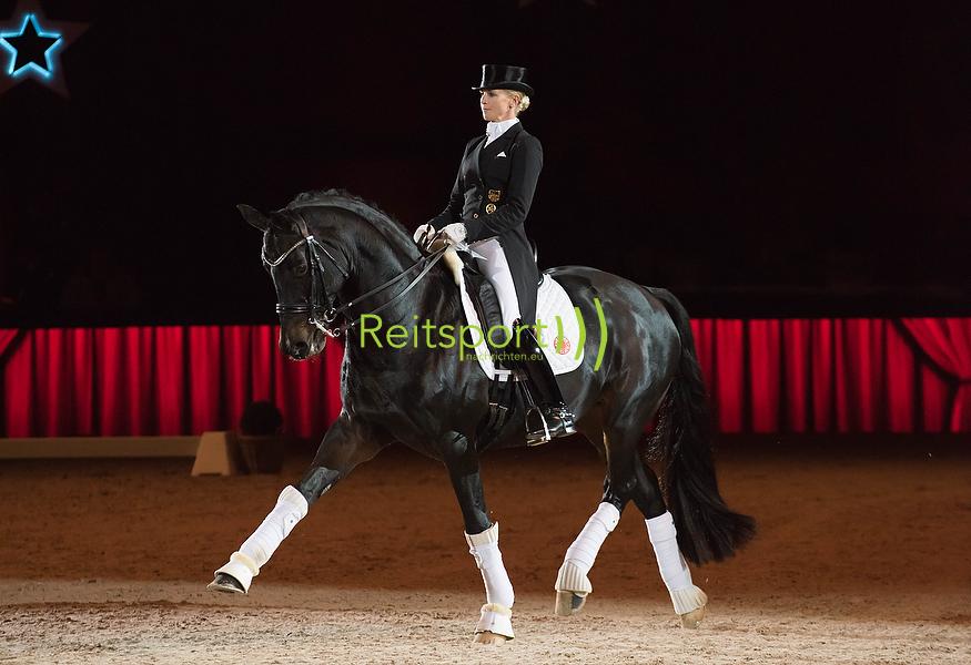 Jessica von Bredow-Werndl mit Unee BB © M.Czok / Reitsport-Nachrichten.eu