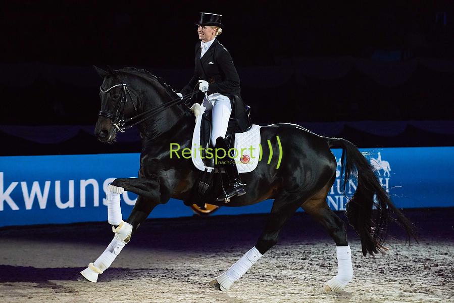 Jessica von Bredow-Werndl und Unee BB © M.Czok / CMS-MEDIEN.EU