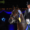 MEGGLE Grand Prix Kür an Anja Plönzke
