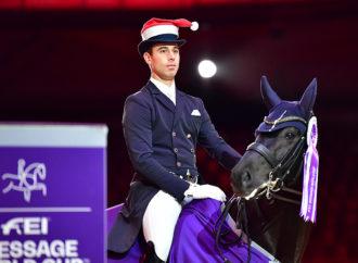 Benjamin Werndl gewinnt den Weltcup Grand Prix
