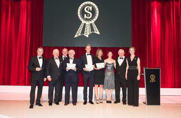 P.S.I. Award Verleihung in Ankum