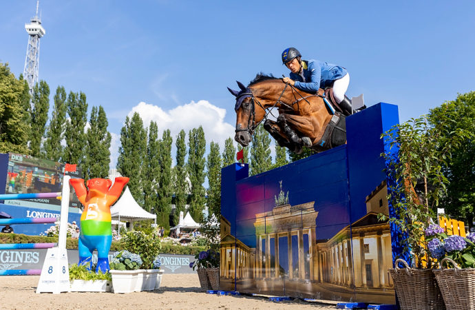 Global Jumping Berlin 2019