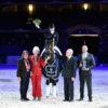 Dorothee Schneider gewinnt den Burgpokal