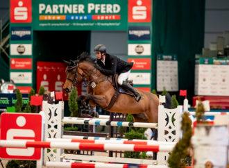 Partner Pferd Leipzig 2019: Jahn gewinnt