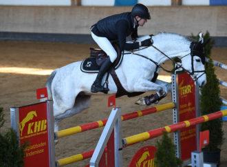 Late Entry München-Riem: Super Start für Hansi Blum