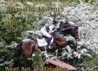 Internationale Vielseitigkeit am 4. und 5. Mai in Münster